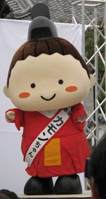 彦根_カモンちゃん