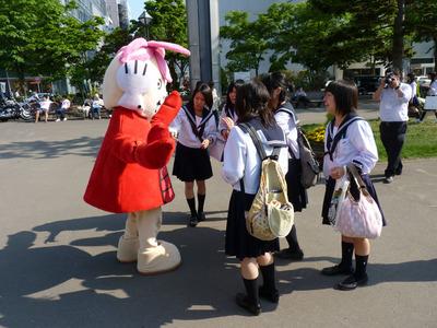 P1050394_まんべくん女子高生