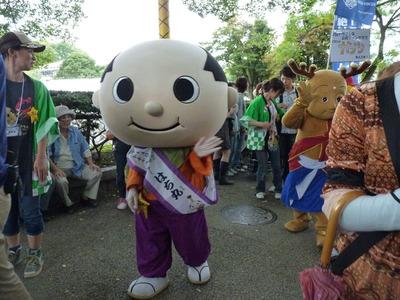 ゆるキャラパレード
