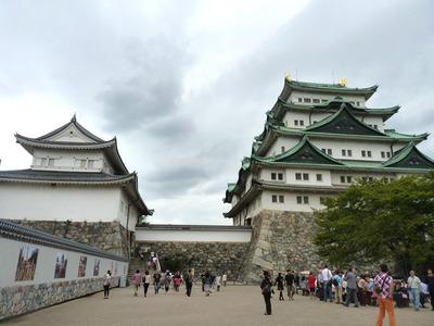 ゆるキャラ祭り_名古屋城