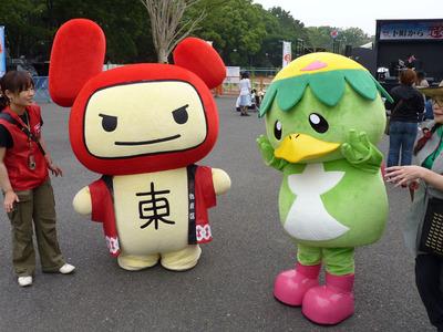 P1080347_台東くん_かっぱちゃん