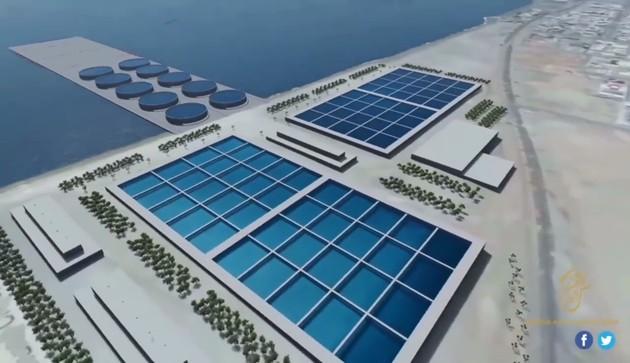 UAE氷山プロジェクトに関連した画像-07