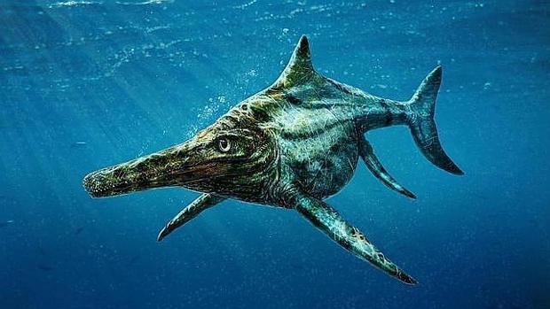 イクチオサウルスに関連した画像-01