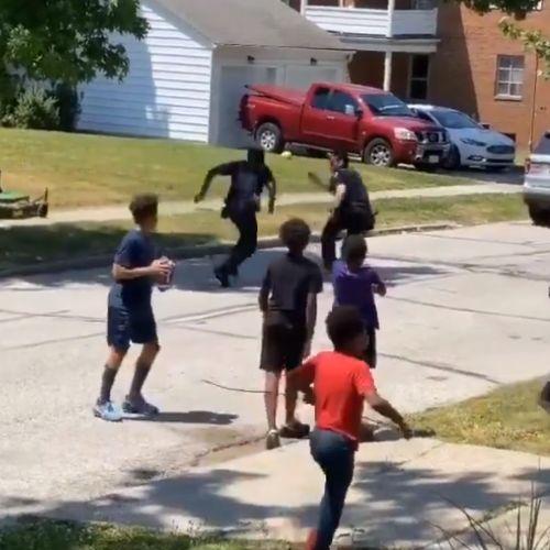 アメリカ 警察 子供に関連した画像-03