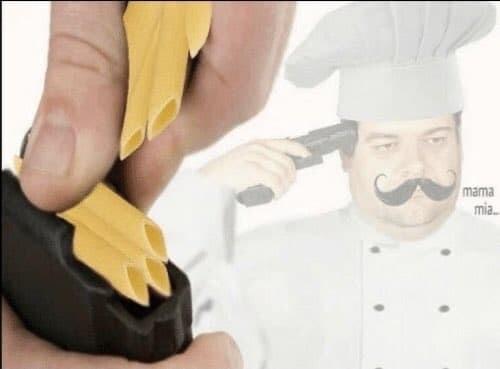 スパゲッティ ハック イタリア