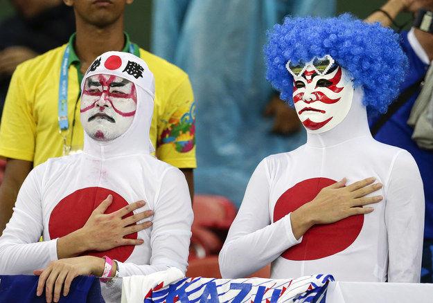 日本人サポーターのコスプレに関連した画像-05