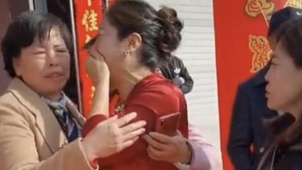 中国 結婚 生き別れ 行方不明