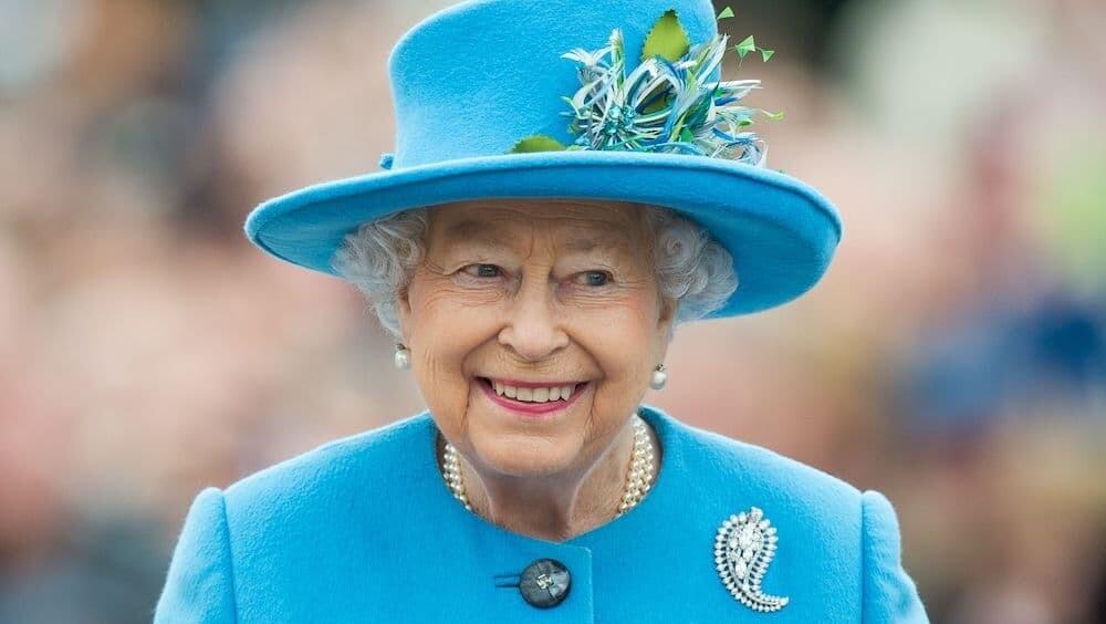 エリザベス女王 イギリス 木