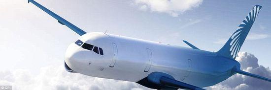 窓なし飛行機(Windowless Plane)に関連した画像-06