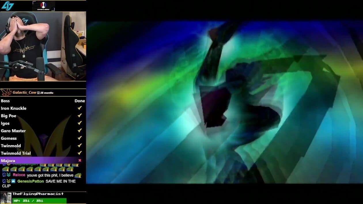 ゼルダの伝説 MajinPhil ムジュラの仮面 ノーダメージ カナダ