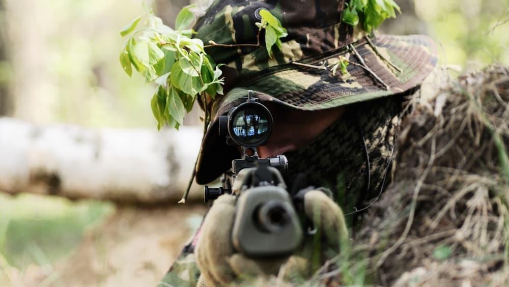 英国特殊部隊 SAS テロリスト スナイパー シリア