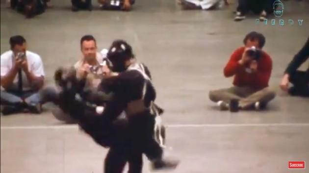 ブルース・リーの闘う世界で唯一現存する映像に関連した画像-06