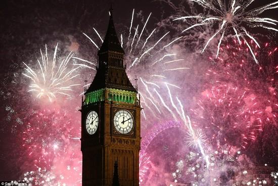 【2015年】世界各国、新年の花火に関連した画像-09