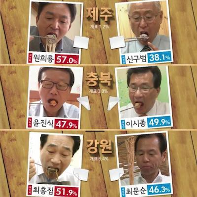 韓国の選挙報道特番に関連した画像-10