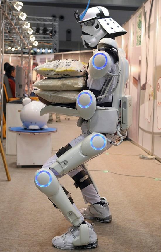 パワードスーツ『HAL』に関連した画像-07