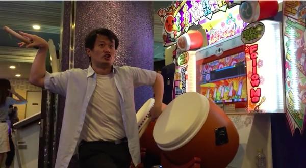 東京にクレイジーな「太鼓の達人」プレイヤーが降臨に関連した画像-02