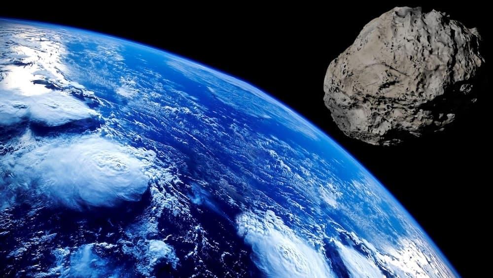 小惑星 2001FO32