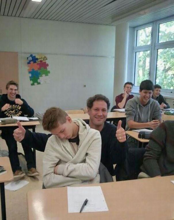 史上最高にクレイジーで面白い学校の先生に関連した画像-09