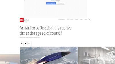 アメリカ エアフォースワン 音速に関連した画像-02