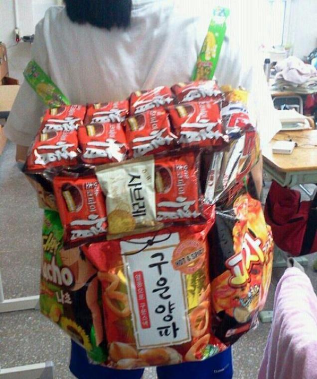お菓子バッグに関連した画像-03