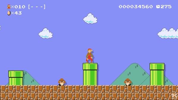 マリオ新作でガリガリに痩せたマリオが登場に関連した画像-04