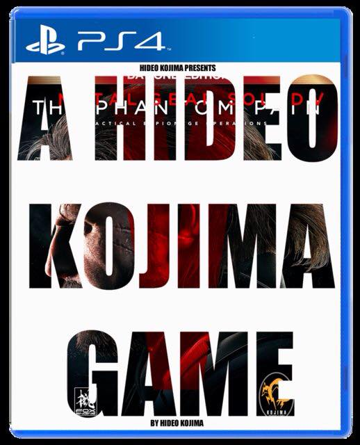 A HIDEO KOJIMA GAMEに関連した画像-06