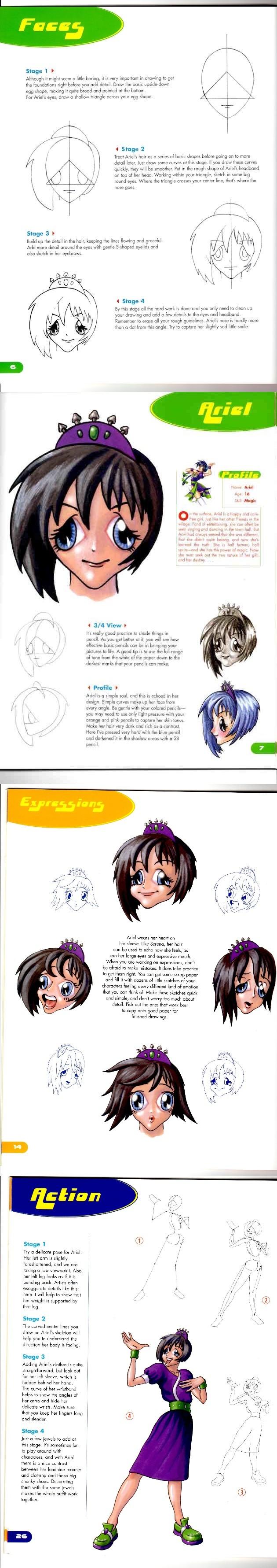 Draw Manga for Kids(子供向け「マンガの描き方」)に関連した画像-02