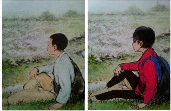 韓国人による教科書の落書きに関連した画像-13