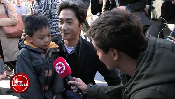 仏テロについてどう思うかインタビューを受けた男の子に関連した画像-03
