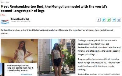 モンゴル モデル 身長に関連した画像-02