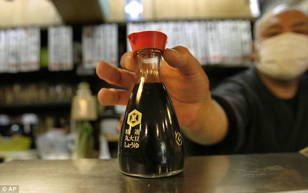 キッコーマンしょうゆ卓上瓶に関連した画像-02