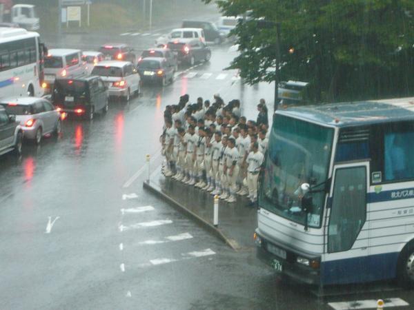 能代松陽野球部の行動に海外から称賛の声に関連した画像-02
