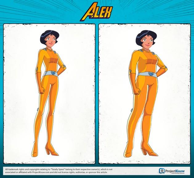 アニメや漫画に出てくるキャラクターに非現実的な体型に関連した画像-05