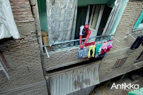 エジプトの「スパイダーマン」に関連した画像-05