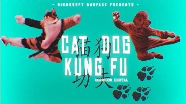 飼い主の居ぬ間に「犬と猫」がカンフー戦争に関連した画像-01
