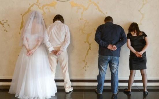 ロシアの結婚写真に関連した画像-08