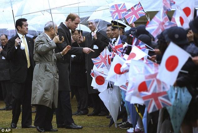 ウィリアム王子が来日に関連した画像-02