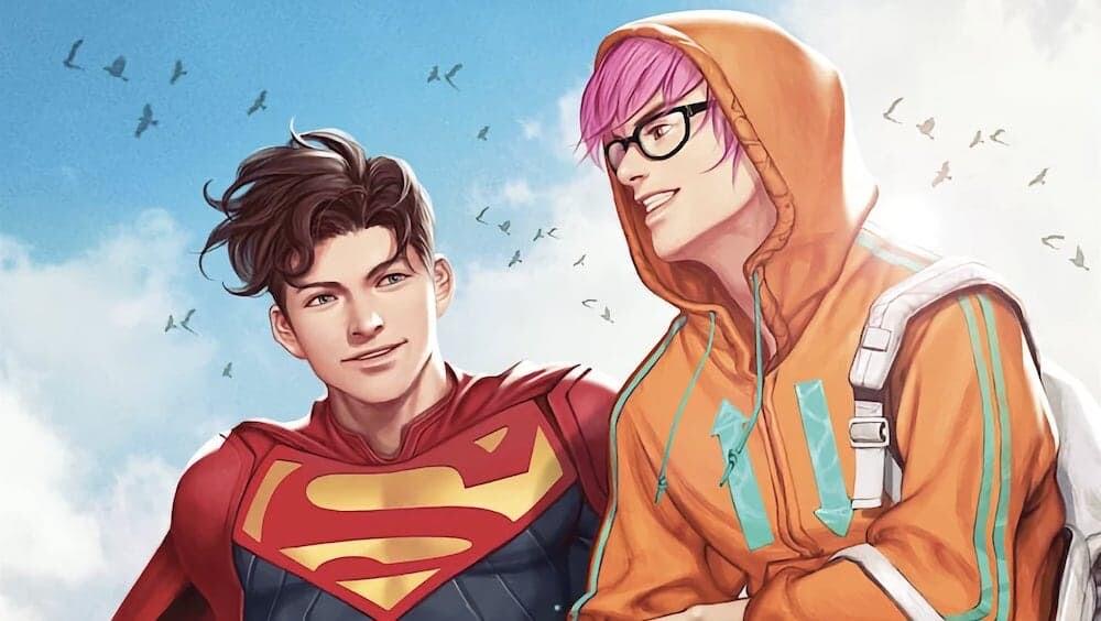 スーパーマン 両性愛 カミングアウト DC ポリコレ ディーン・ケイン