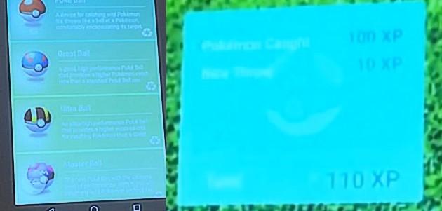 『ポケモンGO』のゲームプレイ映像に関連した画像-07