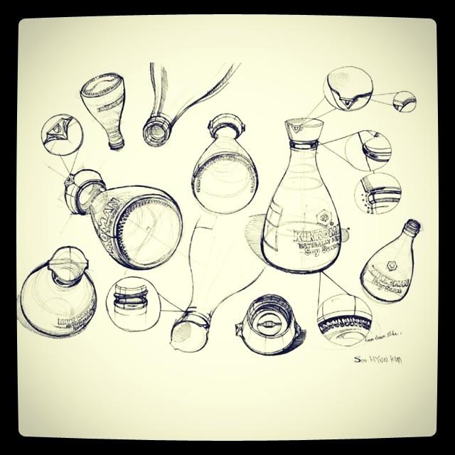 キッコーマンしょうゆ卓上瓶に関連した画像-03