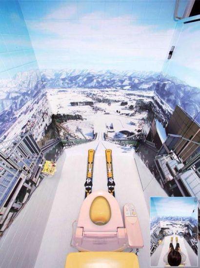 日本の珍トイレに関連した画像-14