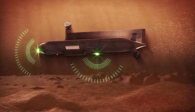 土星の衛星「タイタン」海底に潜水艦に関連した画像-02