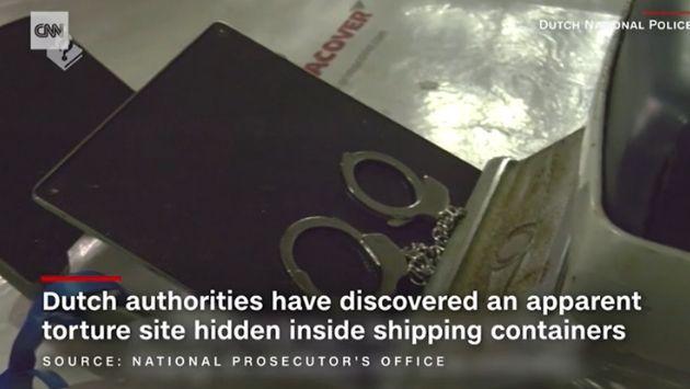オランダ 拷問 コンテナに関連した画像-05