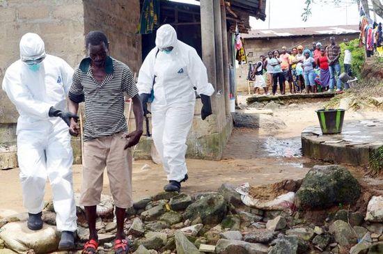 エボラ出血熱で死亡したアフリカ人が生き返り、地元民パニックに関連した画像-02