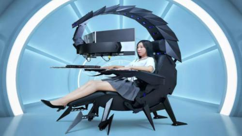 ゲーミングチェア Scorpion に関連した画像-01