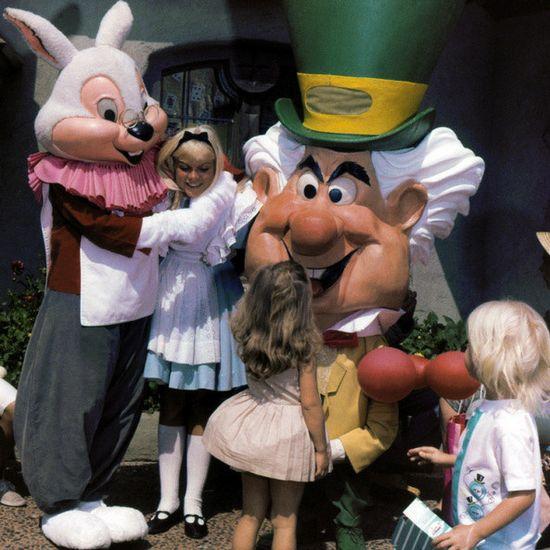 昔のディズニーランドのキャラクターに関連した画像-08