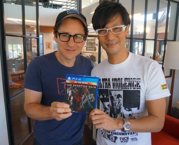 小島秀夫監督の名前が『スター・ウォーズ/フォースの覚醒』劇中で叫ばれていたに関連した画像-04