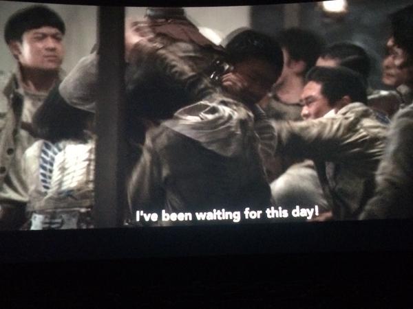 実写映画『進撃の巨人』の字幕が固まるに関連した画像-10