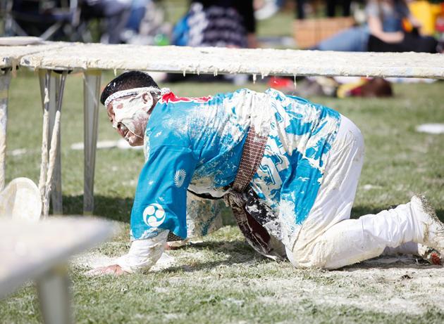 イッテQチーム、イギリス「パイ投げ祭り」でまさかの優勝に関連した画像-04
