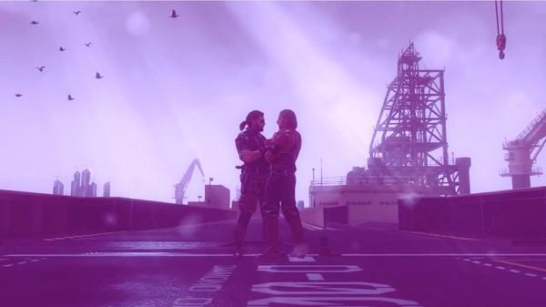 『メタルギアソリッド5』あのキャラがセクシーすぎてヤバイに関連した画像-01